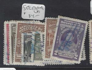 HONDURAS  (PP0401B)  SC C170-9       VFU