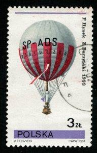 Balloon, 1933, 3 ZL  (Т-5945)