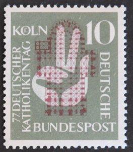 DYNAMITE Stamps: Germany Scott #750 – MNH