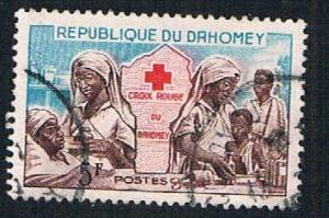 Dahomey 156 Used Red Cross Nurses (BP08625)