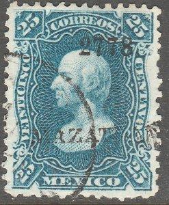 MEXICO-Mazatlan 109, 25¢ 2778 ABN Issue, single, USED. F-VF (34)
