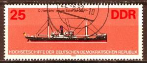 Germany DDR; 1982: Sc. # 2276: O/Used CTO Single Stamp