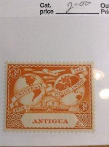 Antigua  # 101  MH