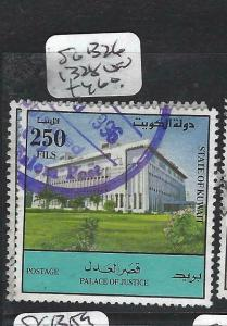 KUWAIT  (PP0705BB)  PALACE OF JUSTICE  SG 1326, 1328   VFU