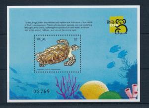[51941] Palau 1999 Marine life Turtle MNH Sheet