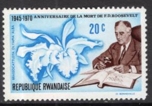 Rwanda 381 MNH VF