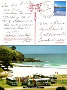 New Zealand, Picture Postcards