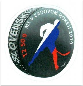 SLOVAKIA/2019 - Ice Hockey World Championship (Sport), MNH
