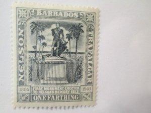 Barbados #102 MH 2019 SCV = $15.00