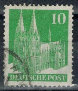 Germany - Allied Zones - Scott 641a