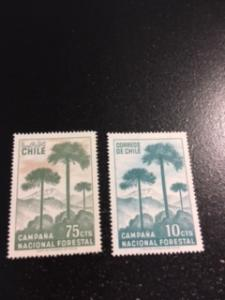 chile sc 363,C274 MNH