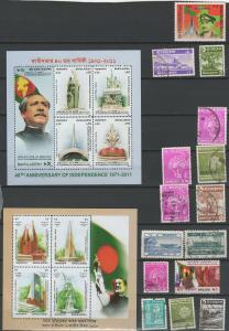 Bangledesh stamps