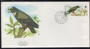 Belize 739b Parrot Fleetwood U/A FDC