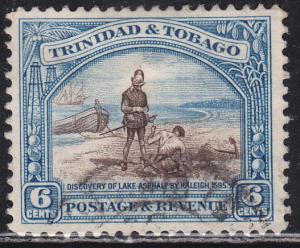 Trinidad & Tobago 37 Sir Walter Raleigh 1935