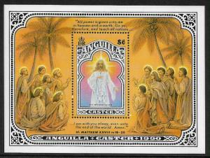 Anguilla #815 MNH S/Sheet - Easter