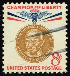 US #1175 Mahatma Gandhi; Used (0.25)