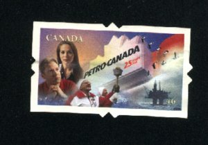 Canada #1867   -2   used VF 2000 PD