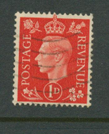 Great Britain GVI  SG 463 Good used