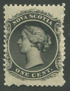 NOVA SCOTIA #8 MINT VF NH