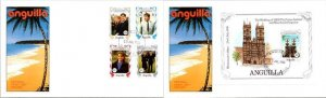 Royalty, Worldwide First Day Cover, Anguilla