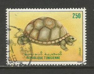Tunisia  #961  Used  (1989)  c.v. $0.50