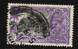 India 1935 - U - Scott #145