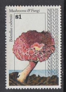 Nevis 969 Mushroom MNH VF