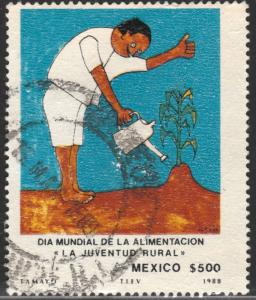 MEXICO 1567, World Food Day. USED. F-VF. (1359)