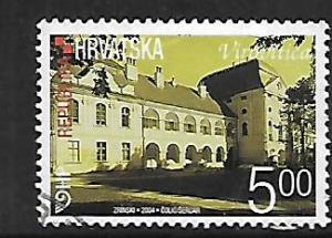 CROATIA, 562, USED, VIROVITICA