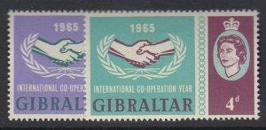 GIBRALTAR, Scott 169-170, MLH