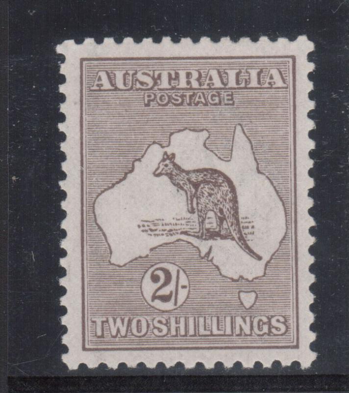 Australia #52 VF Mint