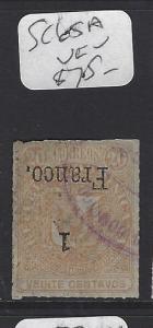 DOMINICAN REPUBLIC (P0910B) SC  65A   INV OVP  VFU