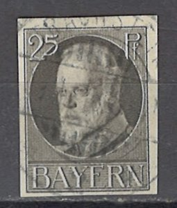 COLLECTION LOT OF #1218 BAVARIA # 124 1916 CV = $14.50