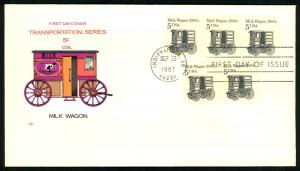 #2253 Milk Wagon Transportation Coil - House of Farnum Ca...