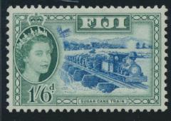 Fiji  SG290   SC# 157    Mint trace of Hinge
