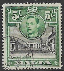 Malta  204   1938   5 sh   fvf used