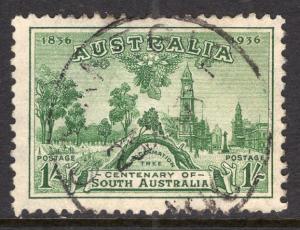 Australia 161 Used VF