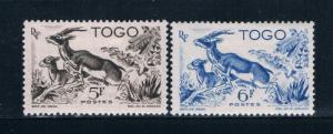 Togo 321 22 MLH Gazelles (T0056)