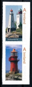 [I1872] Norway 2016 Lighthouses good set of stamps very fine adhesive