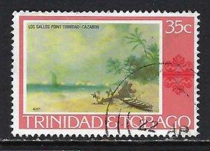 TRINIDAD & TOBAGO 265 VFU A326-6