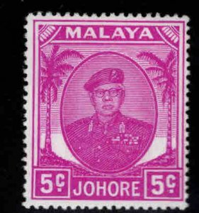 MALAYA-Jahore Scott 134 MH*