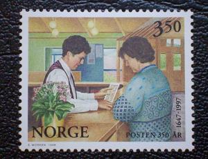Norway Scott #1132 mnh