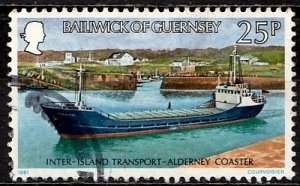 Guernsey 1981 SG. 244 used (10815)