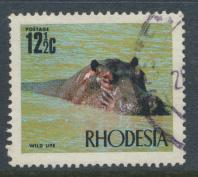 Rhodesia   SG 446  SC# 286  Used  defintive 1970  see details
