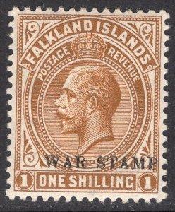FALKLAND ISLANDS SCOTT MR3