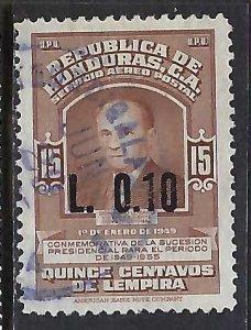 Honduras C346 VFU Z4006