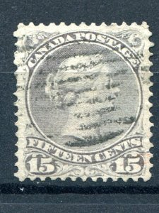 Canada  #29a   Used  VF .- Lakeshore Philatelics