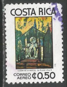 COSTA RICA C702 VFU Y933-2