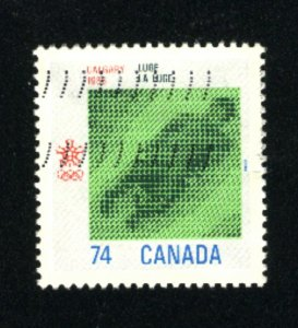 Can #1198   -1   used VF 1988 PD