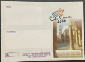 O) 2000 ERROR DOUBLE PRINT, CATHEDRAL OF THE VIRGIN MARY OF THE IMMACULATE CONC